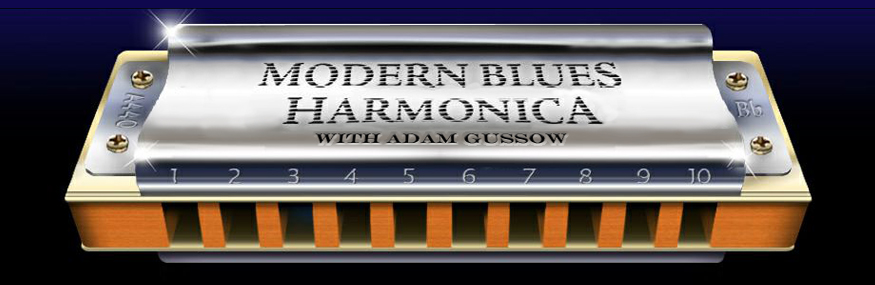 Modern Blues Harmonica : Online Harmonica Lessons and Tabs